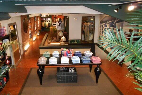 ByB, confección y venta de prendas de moda para vestir al hombre