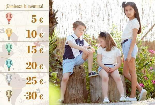 Dörett, la marca de moda infantil para 'pequeños exploradores'