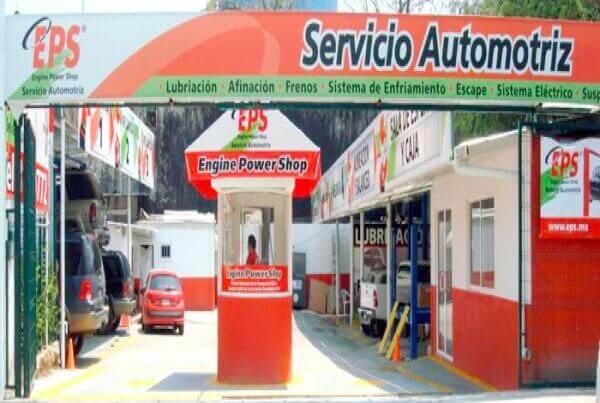 EPS Servicios automotriz, porque queremos darte un mejor servicio