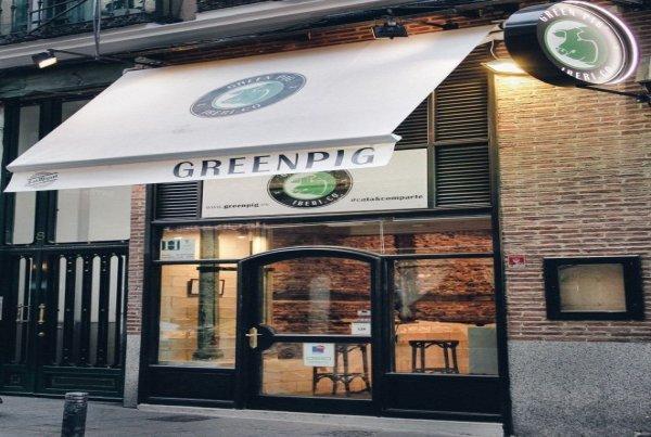Green Pig, Ibérico Bistró