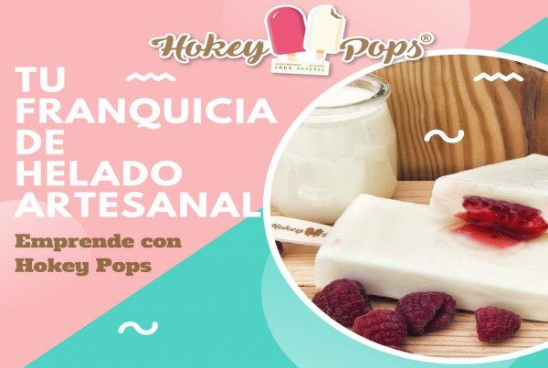 Hokey Pops, Helado artesanal en paletta