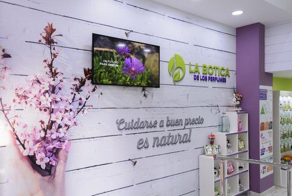 La Botica de los Perfumes, Cuidarse a Buen Precio es Natural