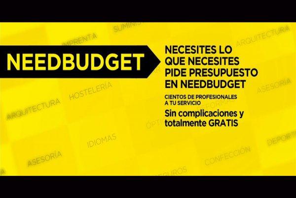 Needbudget, Tu portal para pedir presupuesto