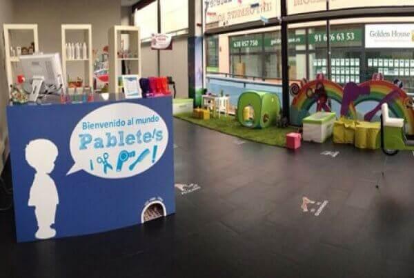Pablete's, un nuevo concepto de peluquería para nuestros peques
