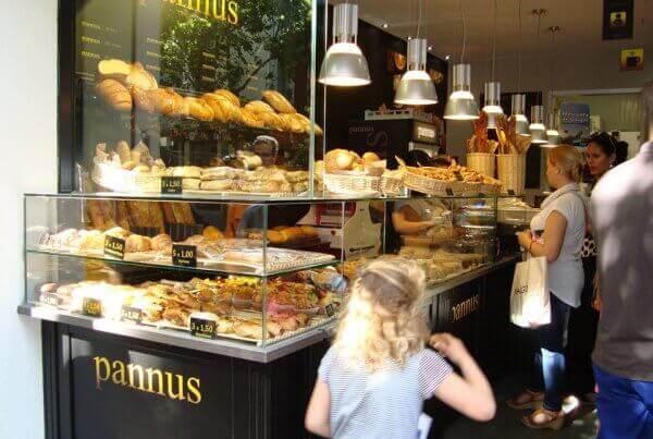 Pannus, el arte del buen pan