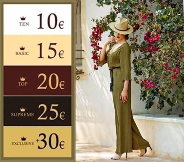 Queens Jeunesse Doree, La mejor moda europea a tu alcance
