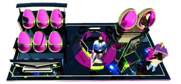 VirtualRplanet, adentrate a un nuevo concepto de entretenimiento en Realidad Virtual